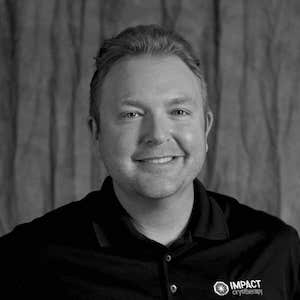 Chad T. Finnegan, Sales for Impact cryo