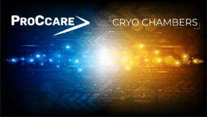 Cryochambers and ProCcare Partnership