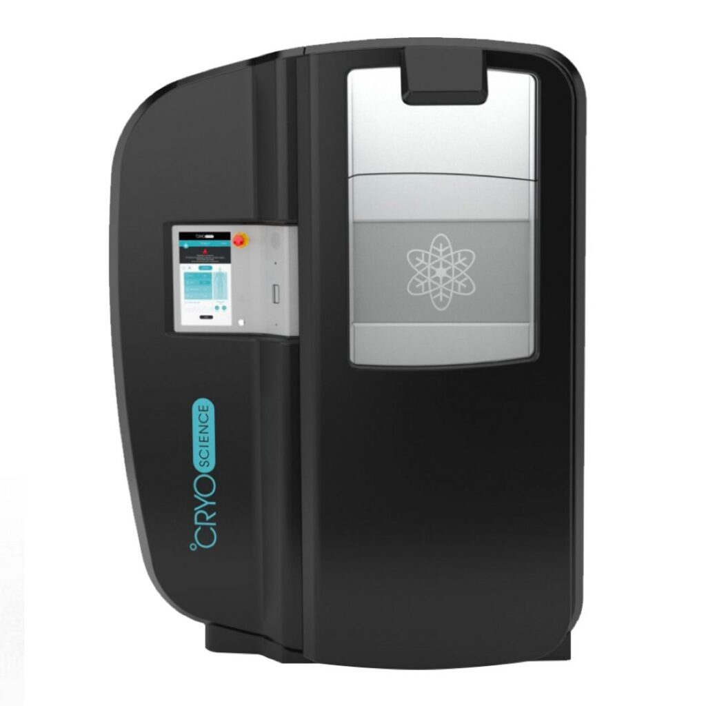 Cryotherapy chambers are a sub-category of cryotherapy machines