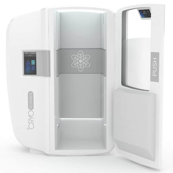cryo science full body chamber cryotherapy