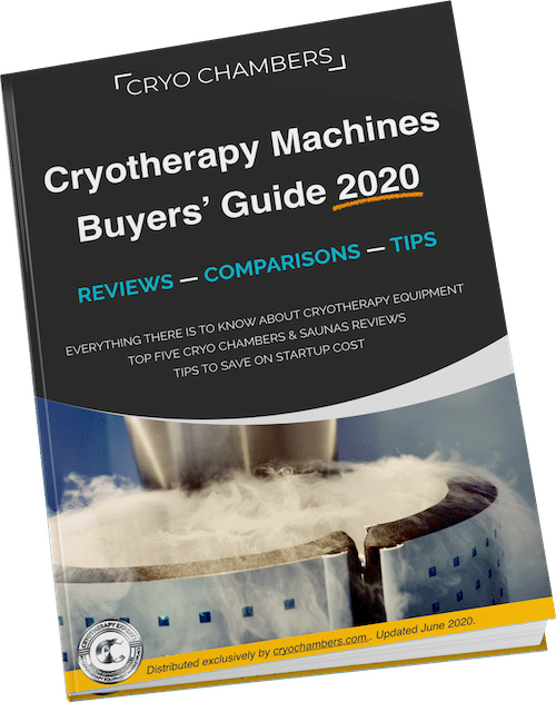 Download the Cryotherapy Machine Buyers' Guide And Lear, Everything About Cryogenics